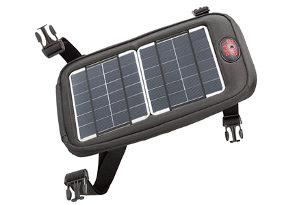 Backpack Solar Panels