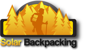 Solar Backpacking logo
