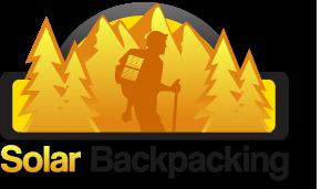 Solar Backpacking logo