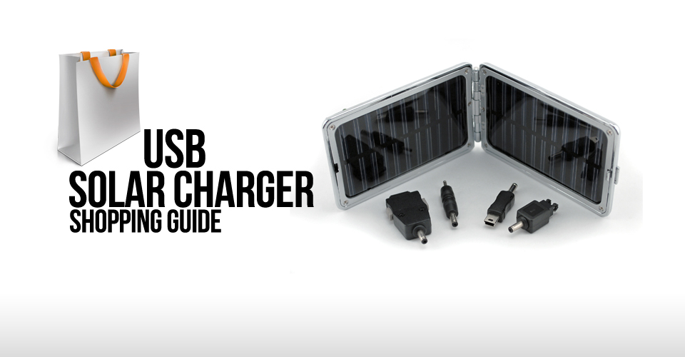 Solar Charger Shopping Guide