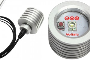 Voltaic USB touchlight