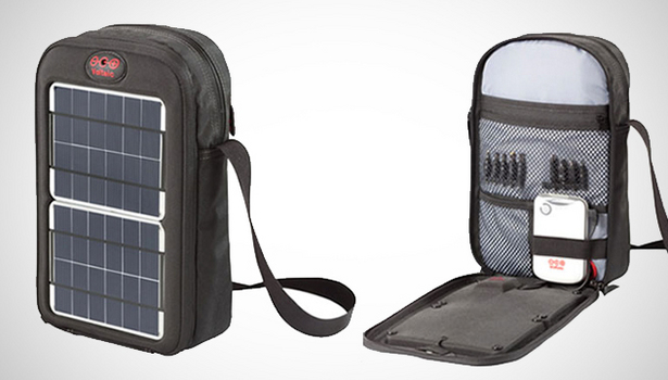 Voltaic Switch Solar Backpack