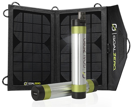 Goal Zero Switch 8 Solar Charger