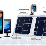 sCharger-8 Solar Chargers