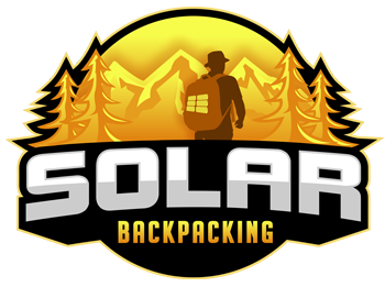 Solar Backpacking